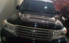 Jual cepat Toyota Land Cruiser 4.5 V8 Diesel 2012 di DKI Jakarta