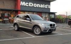 Jual mobil BMW X3 F25 Facelift 2.0 2012 bekas, DKI Jakarta