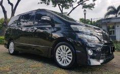 Jual mobil bekas murah Toyota Vellfire Z AT Audioless 2013 di Banten