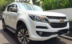 Dijual mobil bekas Chevrolet Trailblazer LTZ 2017 harga murah di DKI Jakarta