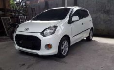 Mobil Daihatsu Ayla 2014 X terbaik di Sumatra Utara