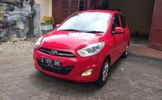 Mobil Hyundai I10 2011 GLS dijual, DKI Jakarta