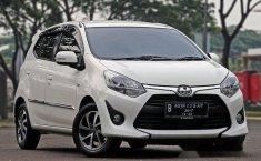 Jual mobil bekas murah Toyota Agya G 2017 di DKI Jakarta