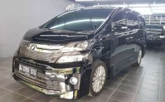 Dijual mobil bekas Toyota Vellfire ZG, Jawa Tengah
