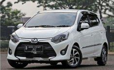 Jual cepat Toyota Agya G 2017 di DKI Jakarta