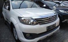 Mobil bekas Toyota Fortuner TRD Sportivo 2012 dijual, Jawa Barat