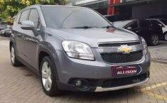 Dijual cepat mobil Chevrolet Orlando LT 2014, Banten