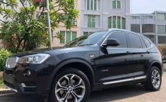 Dijual mobil BMW X3 xDrive20d xLine 2017 bekas, DKI Jakarta