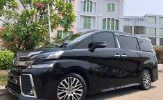 Dijual mobil Toyota Vellfire 2.5 ZG CBU AUDIOLESS 2015 di DKI Jakarta