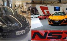 Komparasi Tesla Model 3 VS Honda NSX, Adu Kencang Mobil Listrik Lawan Supercar Hybrid