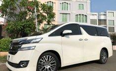 Banten, dijual mobil Toyota Vellfire 2.5 G ATPM 2017/2018 terbaik