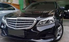 Jual mobil Mercedes-Benz E-Class E 200 2014 bekas, DKI Jakarta