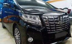 Jual mobil Toyota Alphard G 2017 murah di DKI Jakarta