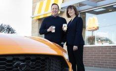 Ford Gunakan Limbah Kopi McDonald's Untuk Produksi Komponen Mobil