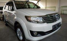 Jual Cepat Toyota Fortuner G 2012 di Jawa Barat