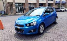 Mobil Chevrolet Aveo LT 2015 dijual, DKI Jakarta
