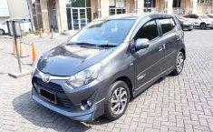DKI Jakarta, dijual mobil Toyota Agya 1.2 TRD Sportivo 2017 bekas
