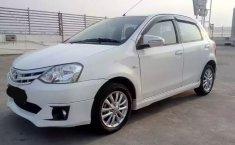 Dijual mobil Toyota Etios Valco G 2014, DKI Jakarta