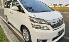 Jual Toyota Vellfire V 2013 harga murah di DKI Jakarta