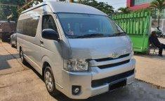 DKI Jakarta, Toyota Hiace High Grade Commuter 2018 kondisi terawat