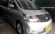 Mobil Toyota Alphard 2.4 V Autometic 2007 dijual, DKI Jakarta
