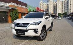 Mobil Toyota Fortuner 2.4 VRZ Automatic 2017 dijual, DKI Jakarta