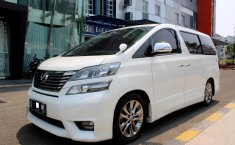 Jual mobil Toyota Vellfire Z  Premium Sound 2011 bekas di DKI Jakarta