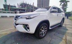 Jual mobil Toyota Fortuner VRZ AT 2017 dengan harga murah di DKI Jakarta
