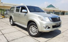 Jual mobil Toyota Hilux 2.5 V 4x4 Double Cabin 2014 bekas, DKI Jakarta