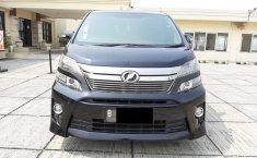 DKI Jakarta, dijual mobil Toyota Vellfire 2.4 Z Audioless Alles 2012 bekas