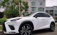 Jual mobil Lexus NX Series NX300 L4 2.5 AT 2018 terbaik di DKI Jakarta