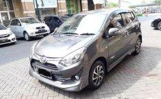 Jual cepat mobil Toyota Agya TRD Sportivo 2017 di DKI Jakarta