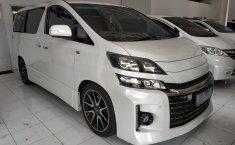 Jual mobil Toyota Vellfire V AT 2014 murah di Jawa Barat