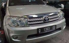 Jawa Barat, jual mobil Toyota Fortuner G 2009 dengan harga terjangkau
