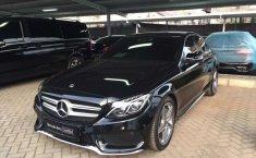 Jual mobil Mercedes-Benz C-Class C 300 2018 bekas, Jawa Barat