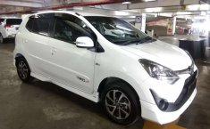 Mobil Toyota Agya 2019 TRD Sportivo dijual, DKI Jakarta