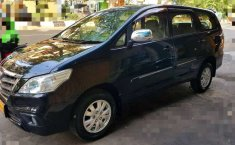 Jual mobil Toyota Kijang Innova 2.0 G 2014 bekas, Sulawesi Selatan