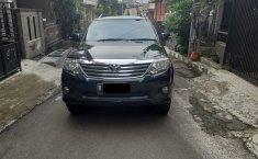 Jual mobil bekas murah Toyota Fortuner G Luxury 2.7 Bensin 2013 di DKI Jakarta