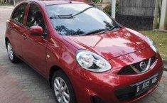 Jual mobil bekas Nissan March 1.2L 2015 murah di DIY Yogyakarta
