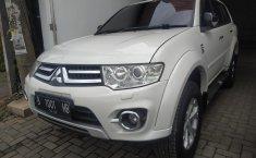 Mobil Mitsubishi Pajero Sport Dakar Diesel AT 2014 dijual, Jawa Barat