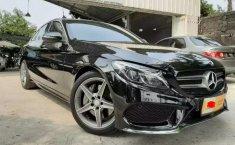 Dijual mobil Mercedes-Benz C-Class C250 AMG 2016 murah di DKI Jakarta
