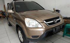 Jual mobil Honda CR-V 2.0 AT 2003 dengan harga terjangkau di Jawa Barat