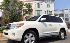 Mobil Toyota Land Cruiser 4.5 V8 Diesel  ATPM 2013 dijual, DKI Jakarta