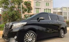 Jual cepat mobil Toyota Alphard 2.5 G ATPM 2017 di DKI Jakarta