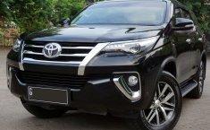 Jual mobil Toyota Fortuner VRZ 2017 murah di Jawa Tengah