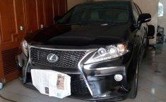 Jual mobil bekas murah Lexus RX 270 2012 di DKI Jakarta