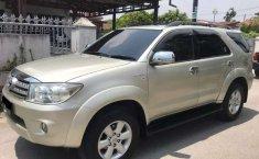 Jual mobil Toyota Fortuner G 2010 bekas, Sumatra Utara