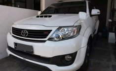 Jual Toyota Fortuner G 2014 harga murah di Jawa Timur