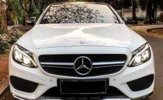 Jual cepat Mercedes-Benz C-Class C250 AMG 2014 di DKI Jakarta