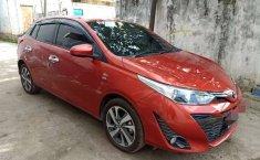Jual cepat Toyota Yaris G 2018 di Sumatra Selatan